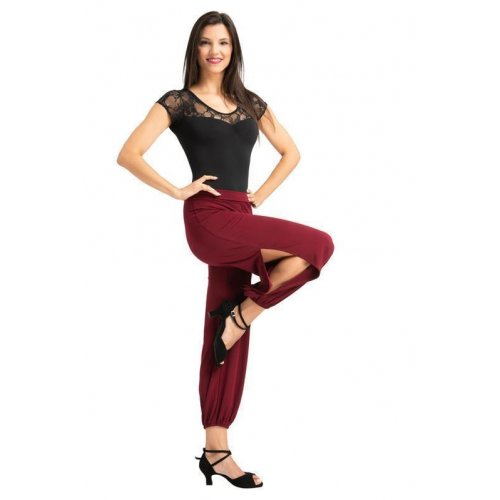 5401 Rumpf Side Damen Tango Hose versch. Farben
