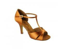 BD Dance 2358 Damen Lateinsandalette EU 37 slim(75mm)