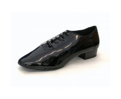 BD Dance 309L Herren Standardschuh schwarz Lack UK 9