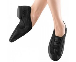 BLOCH Slipstream Jazz Dancesneaker Schwarz