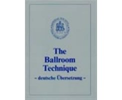 Ballroom technique ISTD (Deutsche Version) / Buch - Tanzbuch