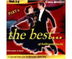 CASA MUSICA the best of ballroom music Vol. 14 part 6