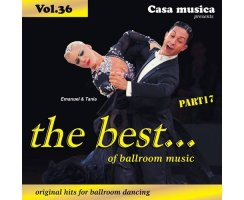 CASA MUSICA the best of ballroom music Vol. 36 part 17