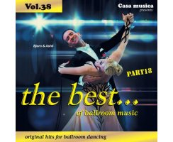 CASA MUSICA the best of ballroom music Vol. 38