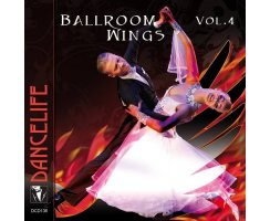 DANCELIFE Ballroom Wings Vol.4