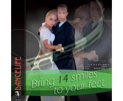 DANCELIFE Bring 14 smiles to your feet
