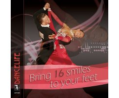 DANCELIFE Bring 16 smiles to your feet