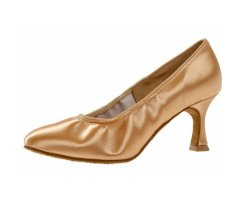 DIAMANT Damen Standardschuhe 069 tan Leder