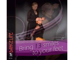 DanceLife Bring 13 smiles to your feet