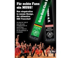 GGC Fan Schal