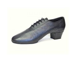LsD Collection Herren Lateinschuhe Torro schwarz Leder