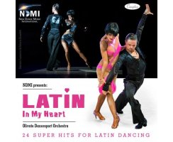 NDMI: LATIN IN MY HEART