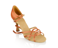 RAY ROSE Damen Sandalette 840 Gobi Satin