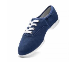 Rumpf Dancesneaker BEE 1515 Stoff Navy