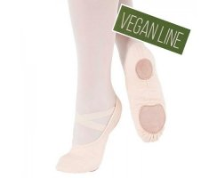SO DANCA SD16VG C Schläppchen Light Pink VEGAN