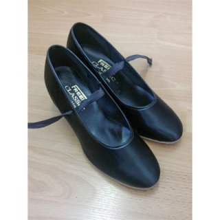 FREED OF LONDON Damen Tanzschuhe CCS/C