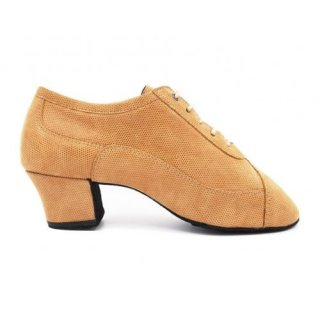 PORTDANCE Damentrainerschuhe PD705 Soft Camel 41