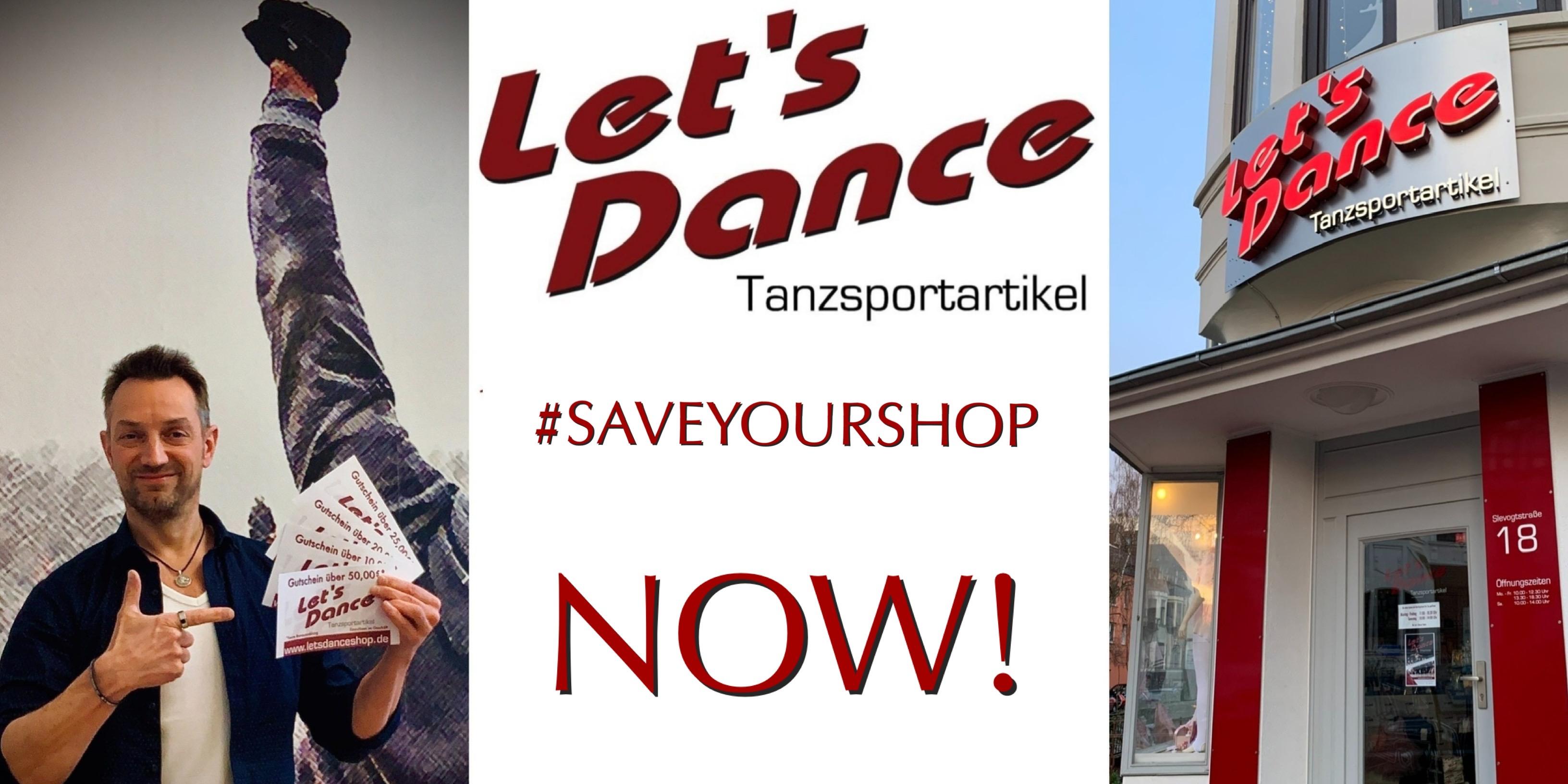 Let's Dance Tanzsportartikel